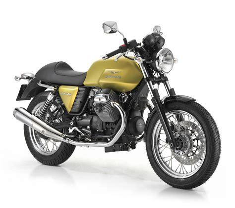 2012 Moto Guzzi V7 Cafe Classic | Top Speed