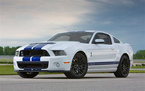 2013 Ford Shelby GT500 First Test   Motor Trend