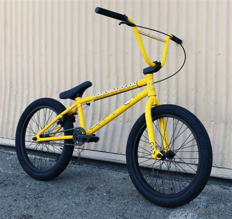 2014 CULT BART SIMPSON YELLOW COMPLETE BIKE THE SIMPSONS ...