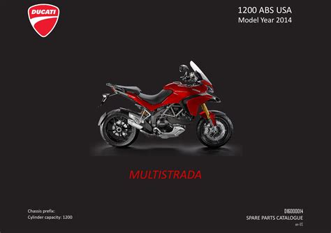 2014 Ducati Multistrada 1200 ABS by AMS Ducati   Issuu