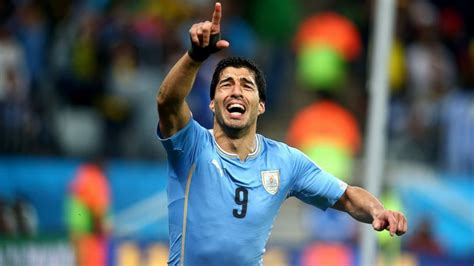 2014 FIFA World Cup: Get to Know Uruguay s Luis Suarez ...