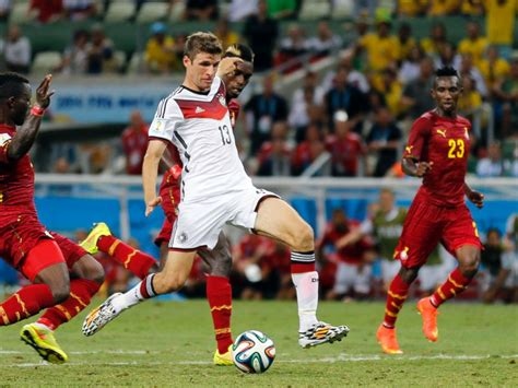 2014 FIFA World Cup: How Germany and the US Stack Up ...
