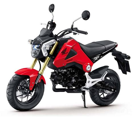 2014 Honda Grom 125 Review   Top Speed