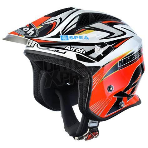 2015 Airoh TRR Trials Helmet   Tony Bou Replica  Có hình ảnh