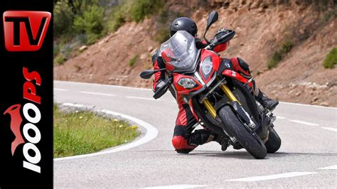 2015 BMW S 1000 XR Test | Action, Sound, Fazit   YouTube
