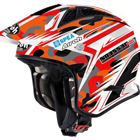 2016 Airoh TRR Trials Helmet   Tony Bou Replica | Helmet ...