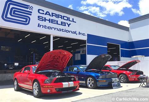 2016 Carroll Shelby Tribute – Our Video Report on a ...