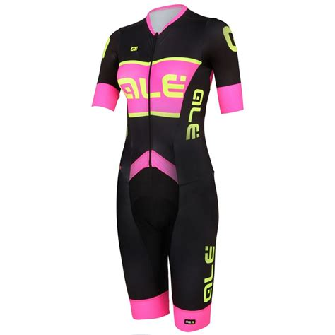 2016 Cycling Jersey Padded Cycling Skinsuit Woman ...