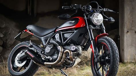 2016 Ducati Scrambler Icon   YouTube