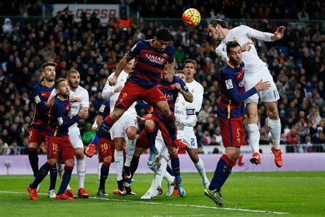 2016 El Clasico Real Madrid v. Barcelona: Watch Live ...
