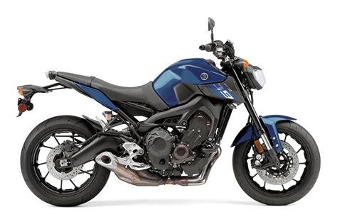 2016 Yamaha FZ 09 Review