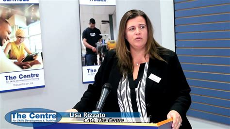 2017 Centre for Skilled Trades Grand Opening   YouTube
