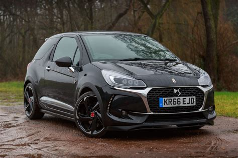 2017 DS3 Performance Review    Powerful 210 HP / 0 60 in 6.5s