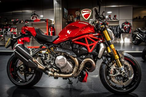 2017 DUCATI MONSTER 1200 S Has Arrived In store