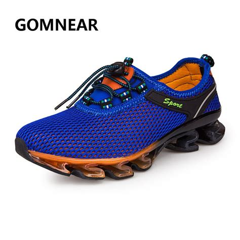 2017 GOMNEAR Running Shoes For Men Blade Sneakers Wear ...