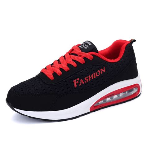 2017 Man Running Shoes For Men Nice Trends Run Breathable ...