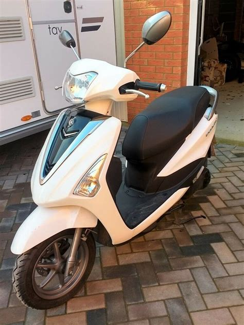 2017 Yamaha 125cc Scooter *low miles*   in Hethersett ...