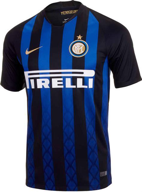 2018/19 Nike Inter Milan Home Jersey   Soccer Master