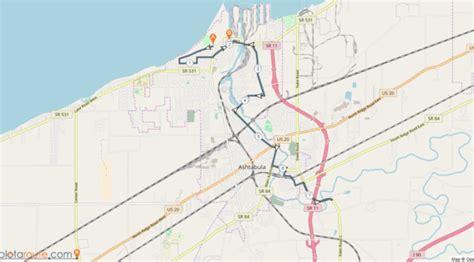 2018 Bridge to Bridge Half Marathon course and map ...