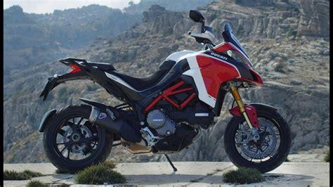2018 Ducati Multistrada 1260 Pikes Peak   YouTube