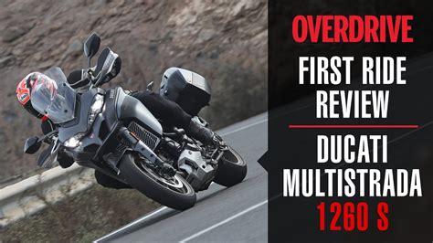 2018 Ducati Multistrada 1260 S detailed walkaround and ...