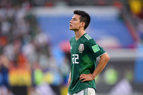 2018 FIFA World Cup Russia   Players   Hirving LOZANO ...