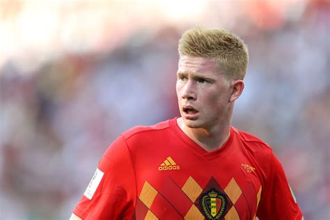 2018 FIFA World Cup Russia   Players   Kevin DE BRUYNE ...