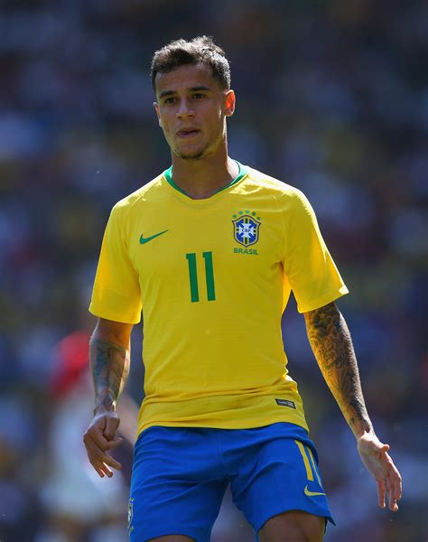 2018 FIFA World Cup Russia   Players   PHILIPPE COUTINHO ...