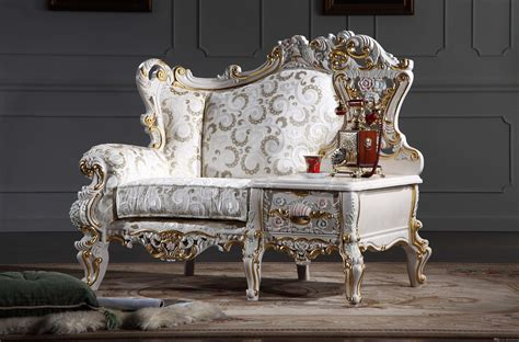 2018 French Royalty Classic Living Room Furniture European ...