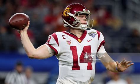 2018 NFL Draft Player Profiles: USC QB Sam Darnold ...