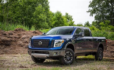 2018 Nissan Titan XD | Exterior Review | Car and Driver