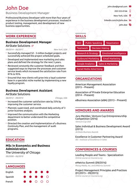 2018 Resume Examples for Your Job [+Writing Tips]