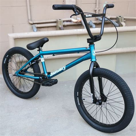 2018 SUNDAY BIKE BMX SCOUT 20  TRANS TEAL BICYCLE FIT CULT ...