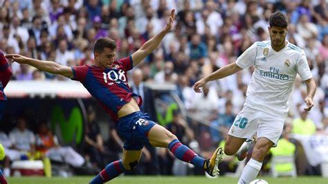 [2018] Ver Real Madrid   Levante online gratis y en vivo