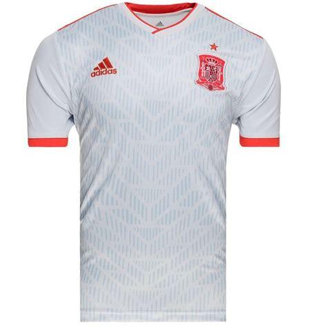 2018 World Cup Russia, Spain Away Jersey football Shirt ...