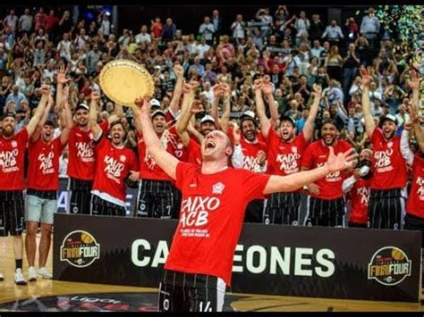 2019 06 02; Final; Bilbao Basket 62   Iberojet Palma 55 ...