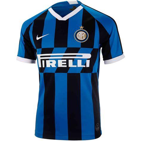 2019/20 Nike Inter Milan Home Jersey   SoccerPro