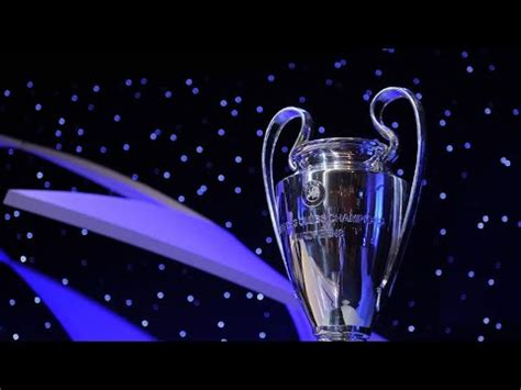 2019/2020 UEFA CHAMPIONS LEAGUE DRAW|| GROUP STAGE ...