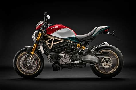 2019 Ducati Monster 1200 25th Anniversario Guide • Total ...