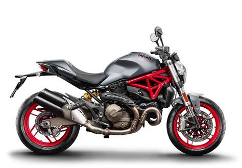 2019 Ducati Monster 821 Guide • Total Motorcycle