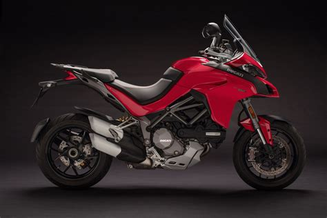 2019 Ducati Multistrada 1260S Guide • Total Motorcycle