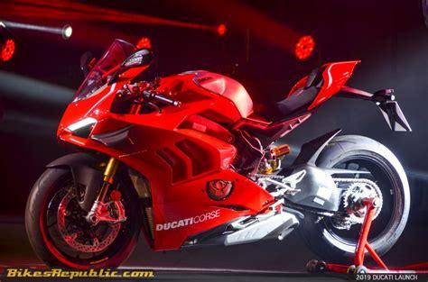 2019 Ducati Panigale V4 R, Ducati Multistrada 1260 Enduro ...