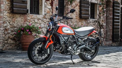 2019 Ducati Scrambler Icon First Ride: A Modern Classic ...
