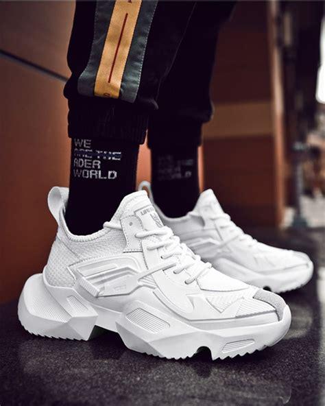 2019 Kanye Platform Sneakers   #2019 #Kanye #Platform # ...