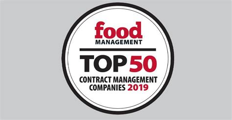 2019 Top 50 Data Table | Food Management