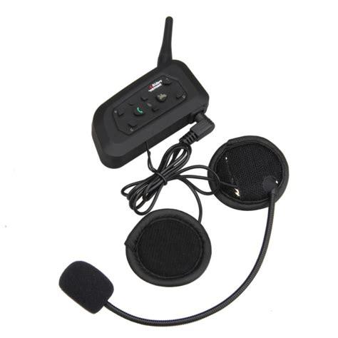 2019 V6 BT Multi Interphone Bluetooth Intercom Motorcycle ...