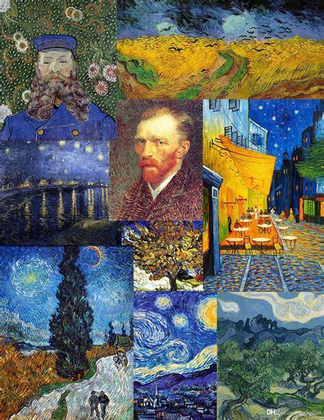 2019 Vincent Van Gogh Oil Painting High Quality Art ...
