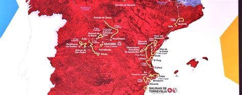 2019 Vuelta a España to feature eight summit finishes ...
