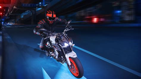 2019 Yamaha MT09 EU Ice_Fluo Action 004 03   YAMAHA Motos ...