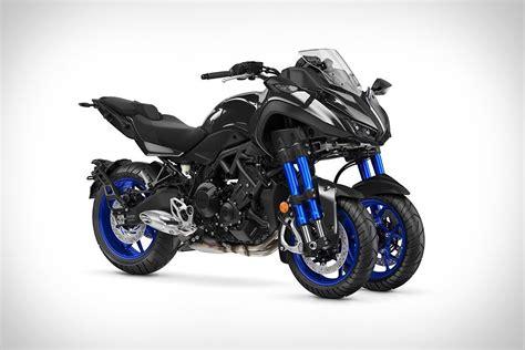 2019 Yamaha Niken Motorcycle | Uncrate